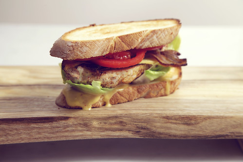 -how to make a chicken sandwich