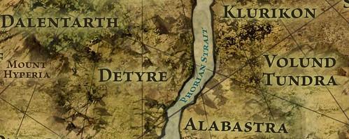 Kingdoms of Amalur Reckoning Detyre Lorestones Locations