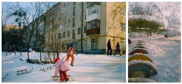 bright winter colors