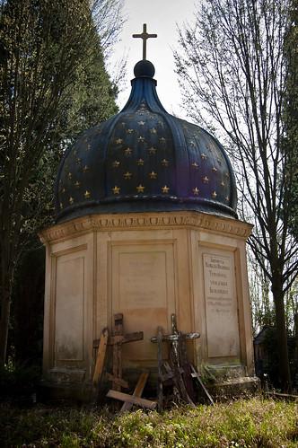 Russischer Friedhof: Neroberg, Wiesbaden - Foto: Stephan Benz