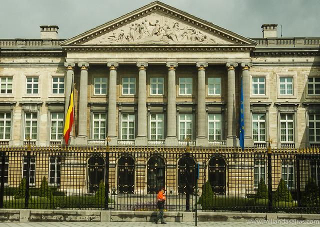 Cámara de los representantes belga