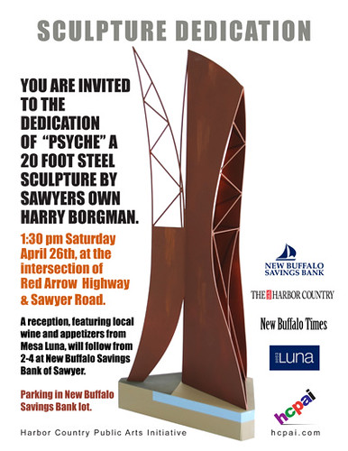 HCPAI Borgman dedication flyer
