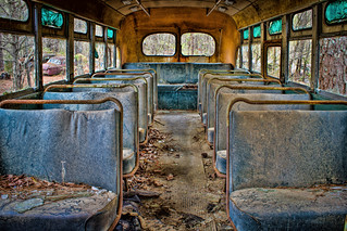 Old School Bus