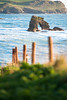 Thurlestone beach-2 by David Soanes Photography