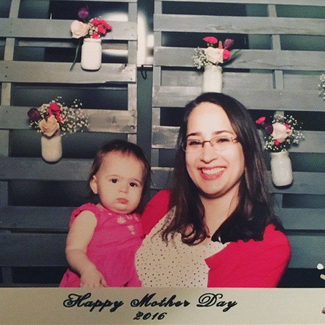 first mother's day!
