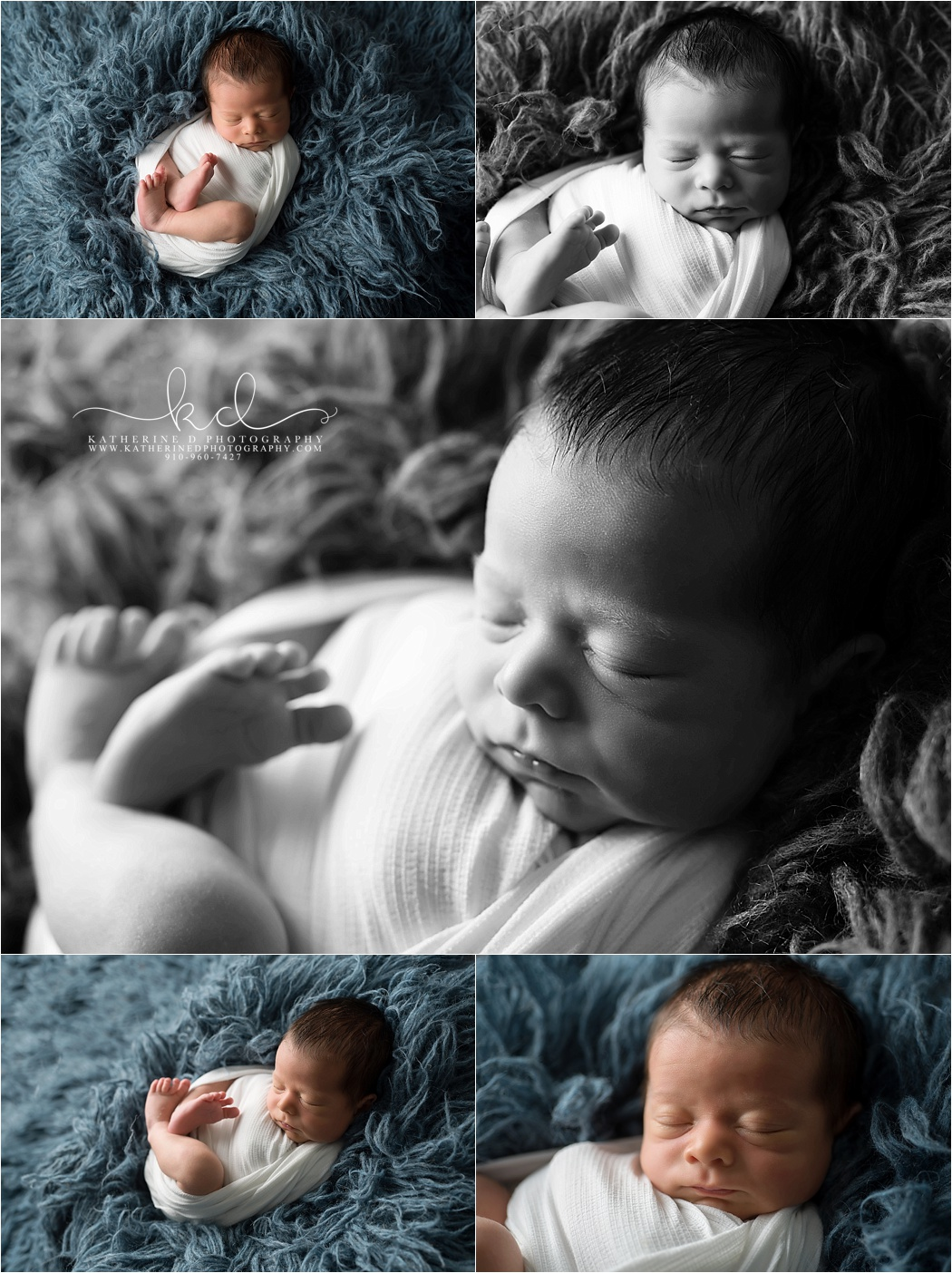 Fayetteville NC Newborn Photographer_0204