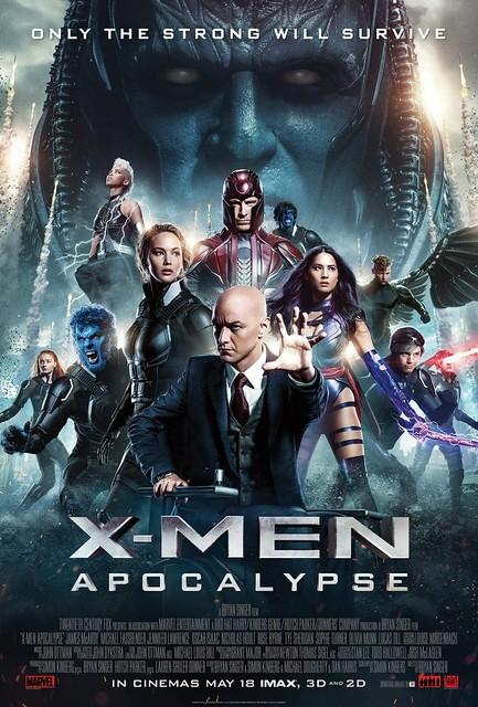 (2016) X-Men Apocalypse