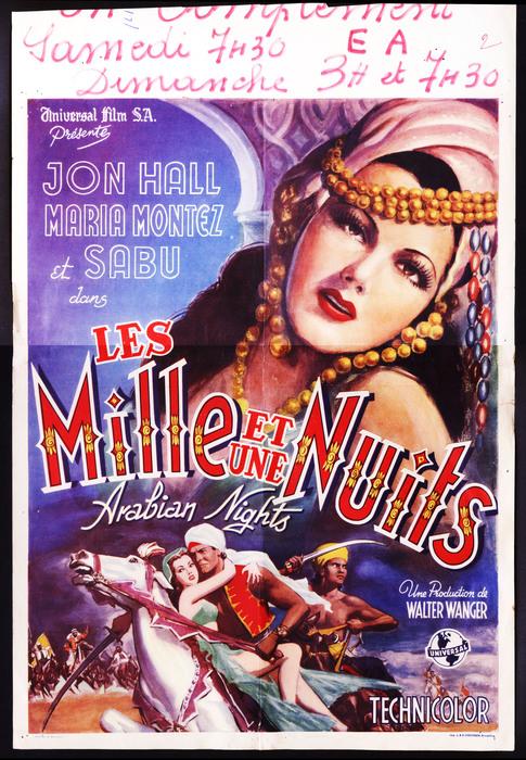 Arabian Nights - Poster 3