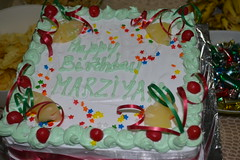 Marziyas Birthday Cake by firoze shakir photographerno1