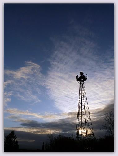 tower clouds oregon sunrise portland bluesky picnik rockybutte odc1 scavchal favouritetimeoftheday