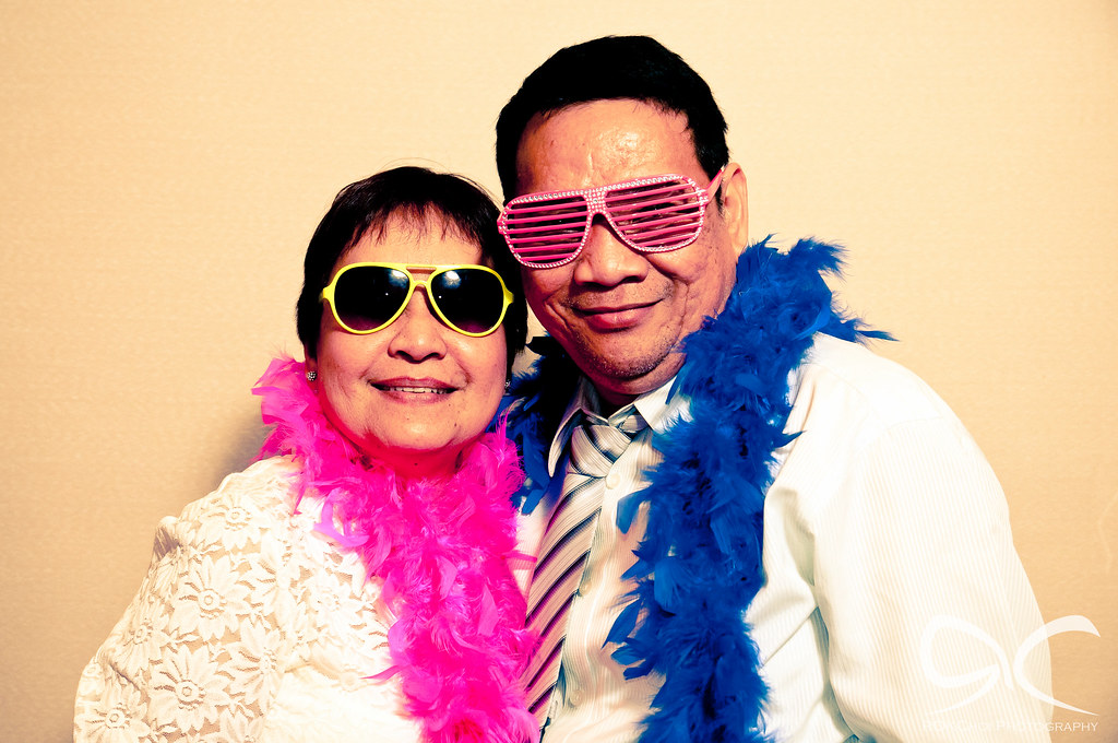 Christine + James {Photobooth}