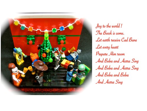 The Clone Wars Christmas Hymn