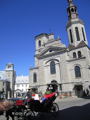 Basilica Notre Dame de Quebec