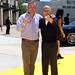 Chris Miller and Jeffrey Katzenberg
