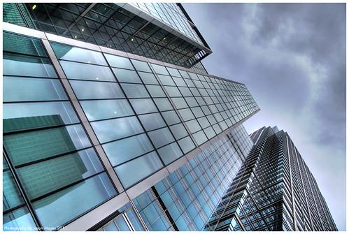 Menacing Buildings