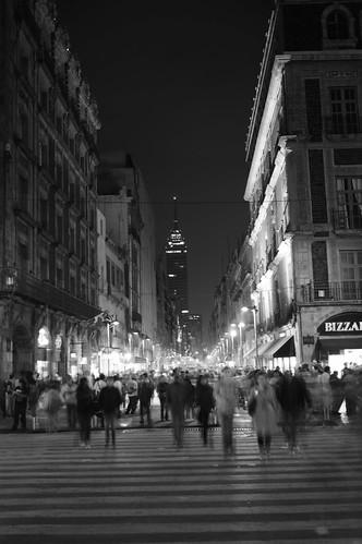 Madero de Noche