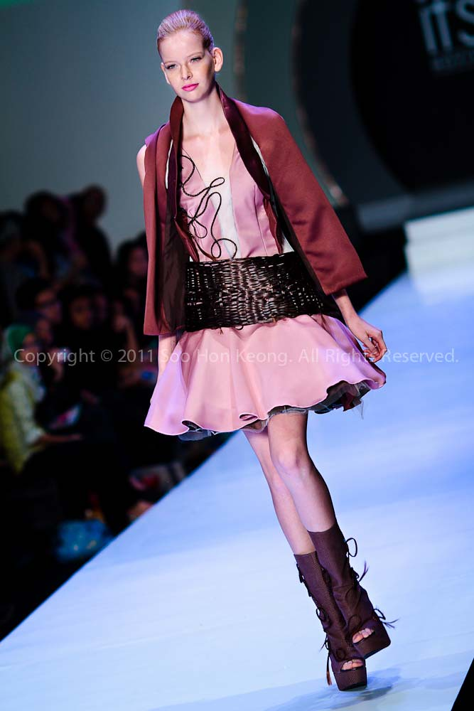 MIFW 2011 (Its MIFA) - Who's Next BDA @ Zebra Square, KL, Malaysia