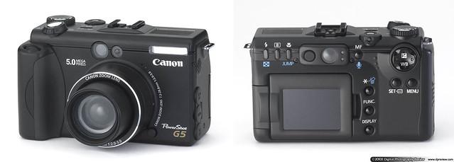 Canon G5