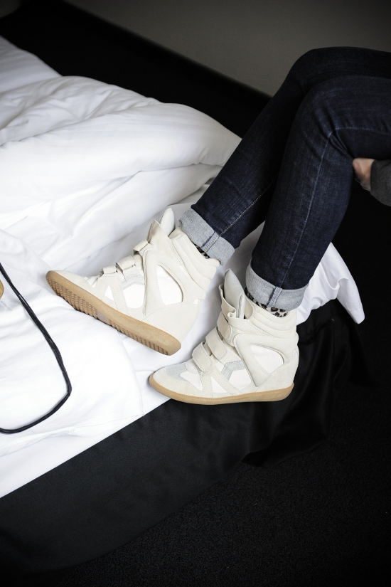 punky-B, Sneakers Isabel Marant