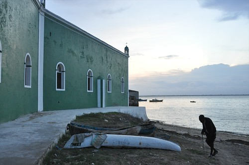 Mosque on Mozambique Island