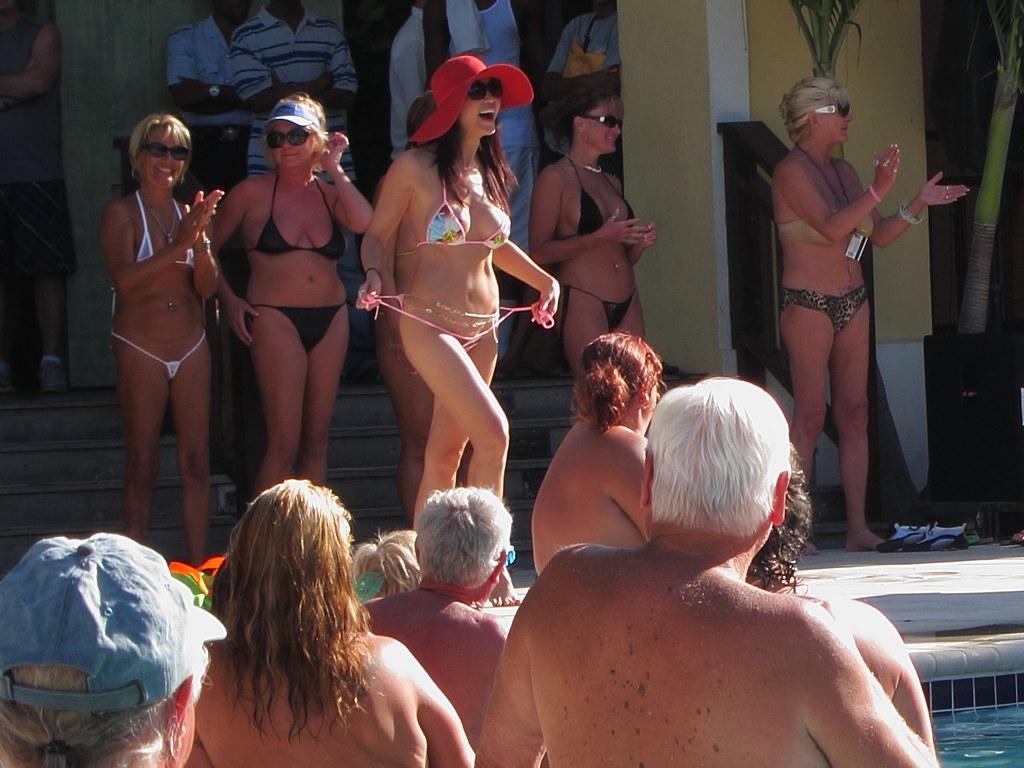 Opinion you Skimpiest bikini contest