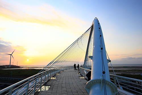 46L0新竹香山豎琴橋