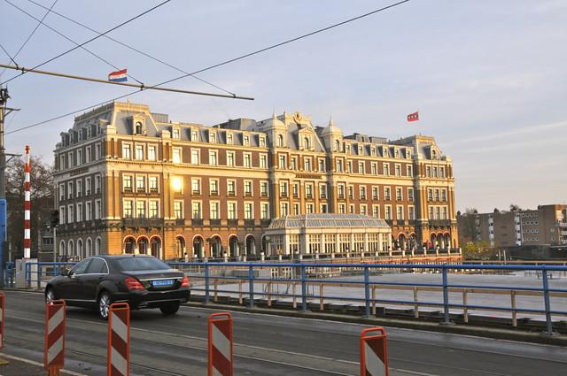 Sterren Hotel Amsterdam