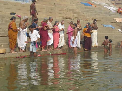 texte allgemein  varanasi ganges ganga ma Ganga bhagirati alakananda
