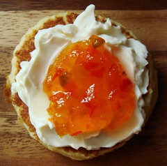 Hot Pepper Jelly & Cream Cheese Matafan