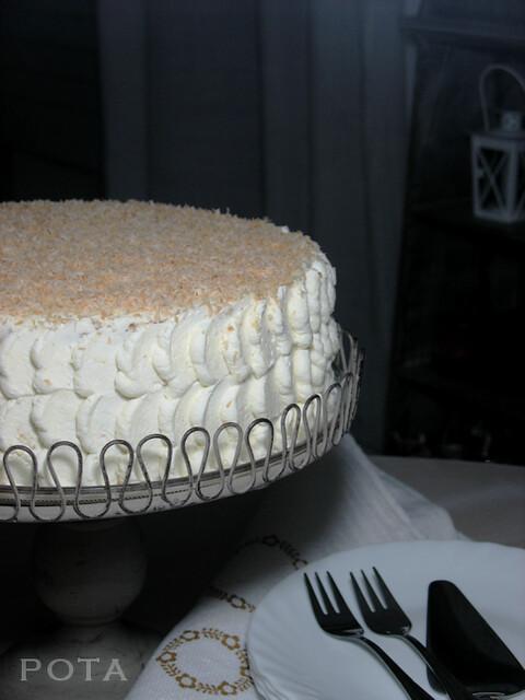 Carrot cake - Torta od šargarepe