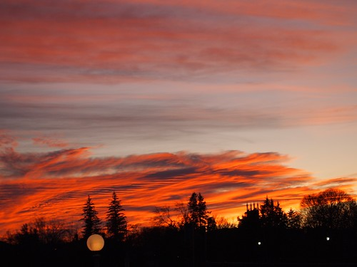 nov 30 2011 sunset