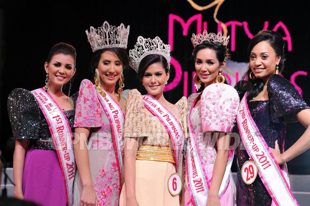 mutya ng pilipinas 2011 winners