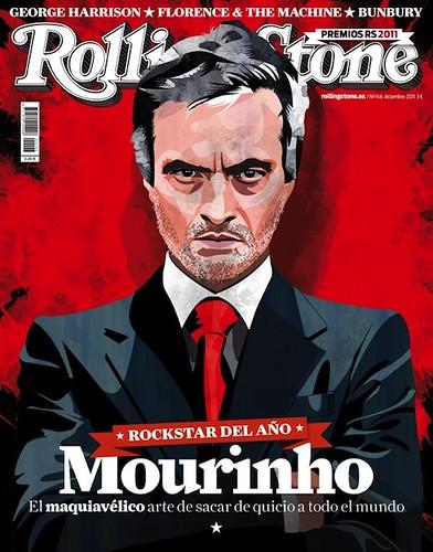 Mourinho Rolling Stone