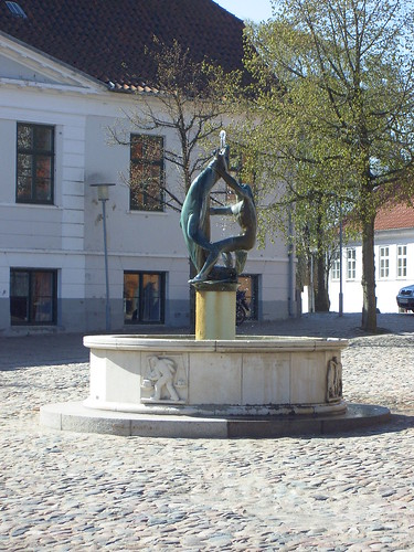 Axel Poulsen. Fontæne, 1935: