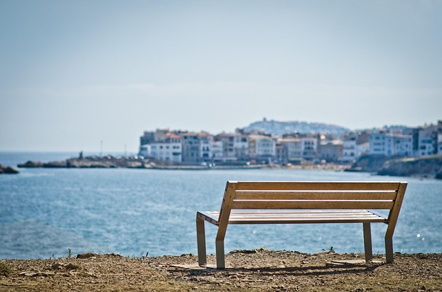 bench with a wonderful views