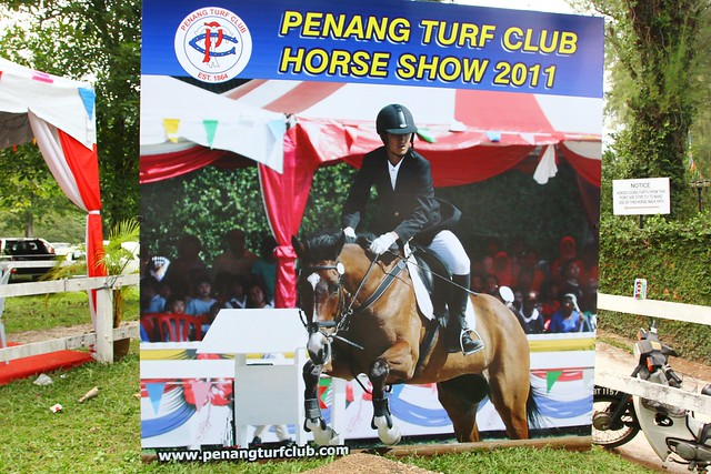 Penang Turf Club Horse Show 2011