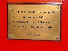 Photo of Brass plaque number 9109
