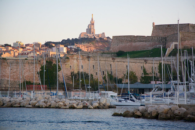 Marseille by CC user smallkaa on Flickr