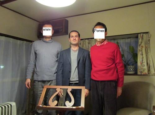 マルコ・デル・グレコ氏と@小原ギタースタジオ 2011年12月3日 by Poran111