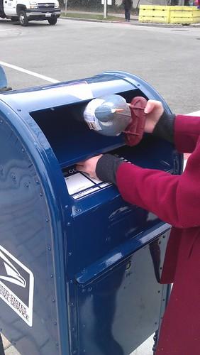 Mailing Pigeon Post