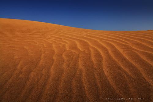 texture nature colors beautiful beauty lines photography sand desert natural dune curves abdullah بن عبدالله 2011 طبيعة صحراء تل رملية صخر رمل طبيعية خطوط صحاري sakhr منحنيات