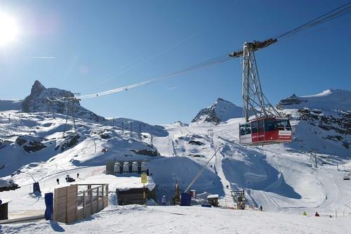 Zermatt– špičkové lyžařské podmínky má už od listopadu