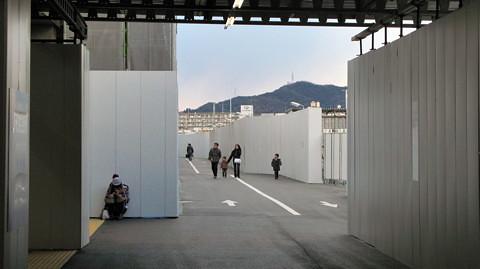 JR姫路駅北口の新駅ビルは2013年開業予定