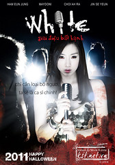 poster White: The Melody Of Curse