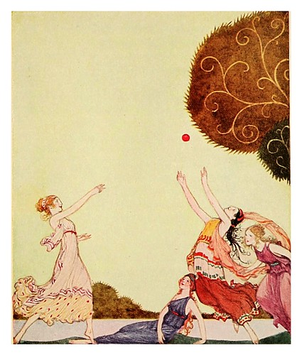 020-The adventures of Odysseus and the tale of Troya 1918- ilustrado por Willy Pogany