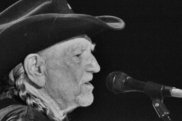 Willie at Farm Aid 2011