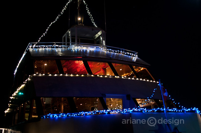 Pride of Vancouver carol ship cruise