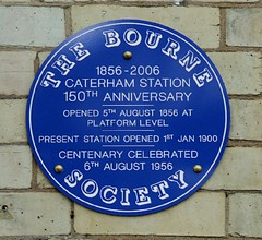 Photo of Blue plaque number 8308