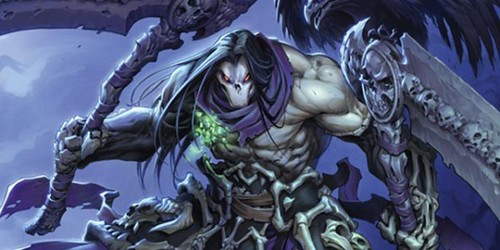 Darksiders II - New 'Death Lives' Teaser Trailer