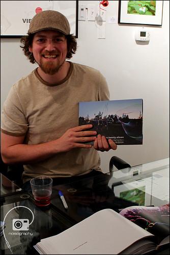 Craig Norris EVOLVE FESTIVAL Book Launch - 06
